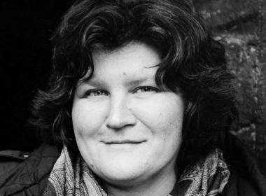 Teatro kritikė ir dramaturgė Ingrida Ragelskienė. Asmeninio archyvo nuotrauka