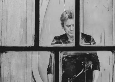 """Michailas Baryšnikovas spektaklio """"Brodskis / Baryšnikovas"""" repeticijoje. Tomo Ivanausko nuotrauka"""