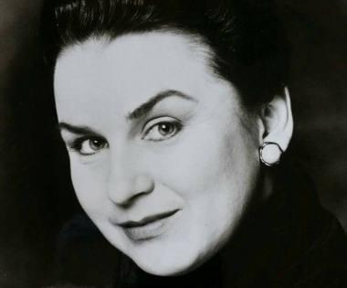 Operos primadona Irena Milkevičiūtė. Asmeninio archyvo nuotrauka