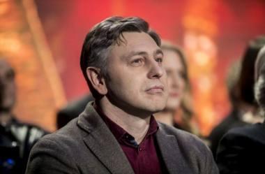 Rašytojas, Nacionalinės kultūros ir meno premijos laureatas Marius Ivaškevičius. Viganto Ovadnevo (zmones.lt) nuotrauka