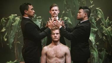 """Scena iš spektaklio """"KING"""". Nuotrauka iš seymourcentre.com.au"""