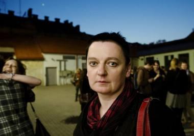Choreografė Aira Naginevičiūtė-Adomaitienė. Dmitrijaus Matvejevo nuotrauka
