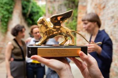 Auksinis liūtas. Andrej Vasilenko nuotrauka