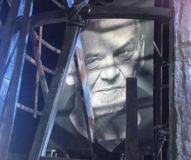 """Scena iš spektaklio """"Edipas Kolone"""", režisierius - Rimas Tuminas. Rūtos Jakimauskienės nuotrauka"""