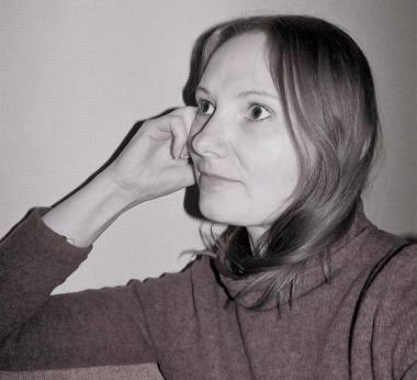 Humanitarinių mokslų daktarė, teatrologė Lina Klusaitė. Nuotrauka iš asmeninio archyvo