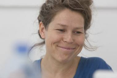 Choreografė Mathilde Monfreux. Organizatorių nuotrauka
