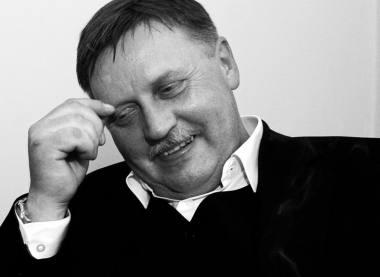 Kompozitorius Vidmantas Bartulis. Michailo Raškovskio nuotrauka