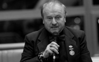 Choreografas Elegijus Bukaitis (1941-2020). Martyno Aleksos nuotrauka