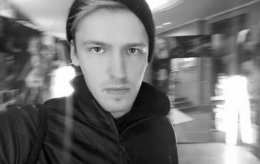 Povilas Makauskas. Nuotrauka iš asmeninio archyvo