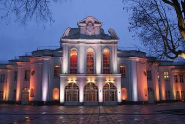 Kauno valstybinis muzikinis teatras. Nuotrauka iš KVMT archyvo