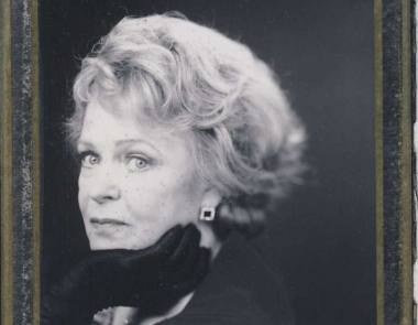 Aktorė Gražina Balandytė