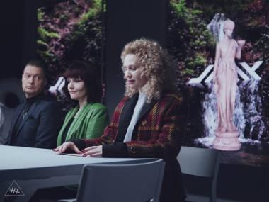Akimirka iš mini serialo JAIK, režisierius Peeteris Jalakas. Von Krahlio teatro nuotrauka