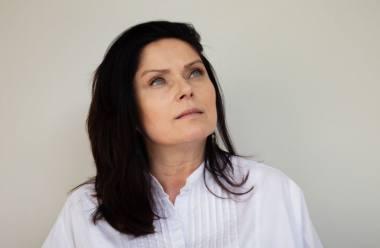 Aktorė Ligita Kondrotaite. Luko Varanausko nuotrauka