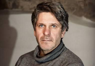 Aktorius Andrius Bialobžeskis. Lauros Vansevičienės nuotrauka
