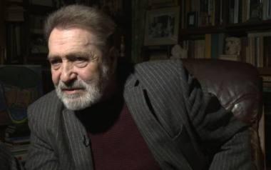 Algirdas Paulavičius (1943-2020). Stop kadras iš LRT.lt