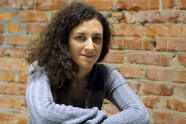 Režisierė Karolina Žernytė. Nuotrauka iš asmeninio archyvo.