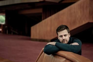 Operos solistas Steponas Zonys. Agnietės Gelažūnaitės nuotrauka