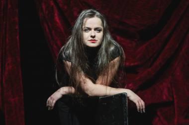 "Aktorė Renata Idzelytė. ""Kemel Photography"" nuotrauka"