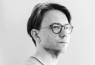 Režisierius Mantas Jančiauskas. Nuotrauka iš asmeninio archyvo
