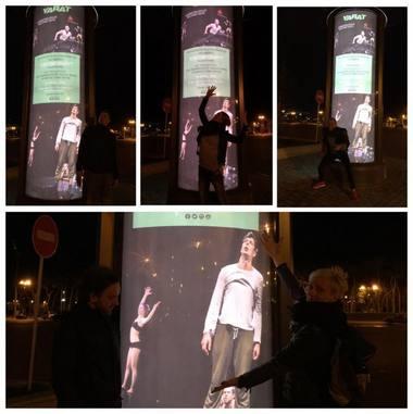"""Azerbaidžane lietuvių šokėjai su spektakliu """"Contemporary?"""" patyrė vienas sėkmingiausių gastrolių. Asmeninio archyvo nuotrauka"""