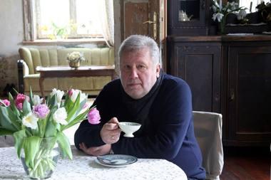 Sigitas Jakubauskas. Artūro Staponkaus nuotrauka