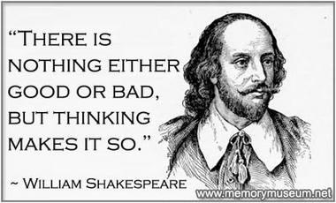 Williamo Shakespeare.o citata. Vaizdas iš collintheatrecenter.com