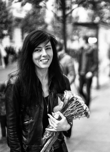 Laura Vansevičienė. Girmanto Bučo nuotrauka