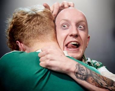 Aleksas Rentonas (Gavin Ross). Nuotrauka iš trainspottinglive.com