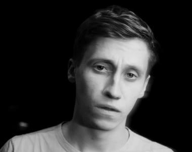Aktorius Marius Čižauskas. Asmeninio archyvo nuotrauka
