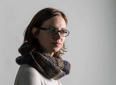 Kristina Steiblytė. Laimos Penekaitės nuotrauka