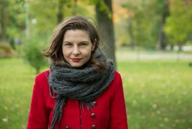 Kamilė Gudmonaitė. Gedimino Šulco nuotrauka