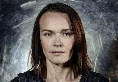 Aktorė Aldona Bendoriūtė. Lauros Vansevičienės nuotrauka