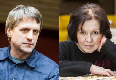 Gintaras Makarevičius ir Eglė Gabrėnaitė. Nuotraukos iš lzinios.lt ir delfi.lt