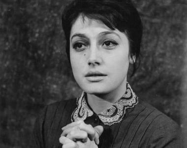 Aktorė Tatjana Majorova. Asmeninio archyvo nuotrauka