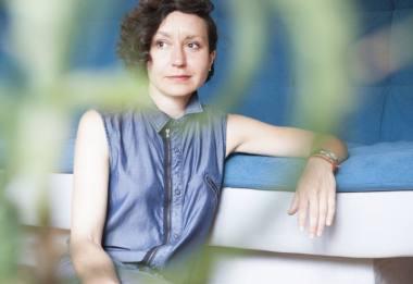 Rašytoja Vaiva Grainytė. Dariaus Jurevičiaus nuotrauka