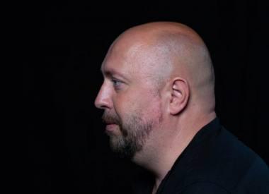 Scenografas Artūras Šimonis. Asmeninio archyvo nuotrauka
