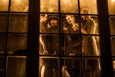"""Scena iš spektaklio """"BB naktį"""". Gabriela Liivamägi nuotrauka"""