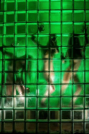 """Teatrinis žaidimas """"Kodas: HAMLET"""". Dmitrijaus Matvejevo nuotrauka"""