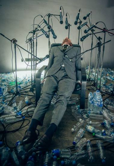 Rokas Petrauskas - Paulius Niekas. Manto Puidos nuotrauka
