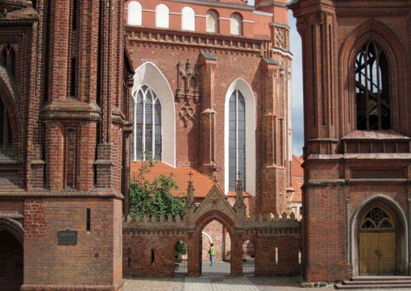 Bernardinų bažnyčia. Rengėjų archyvo nuotrauka