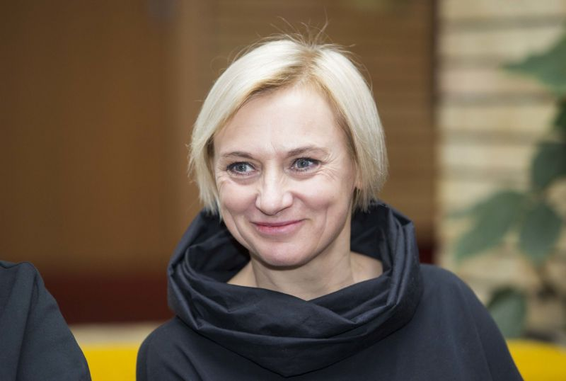 Aktorė Vitalija Mockevičiūtė. Nuotrauka iš 15min.lt