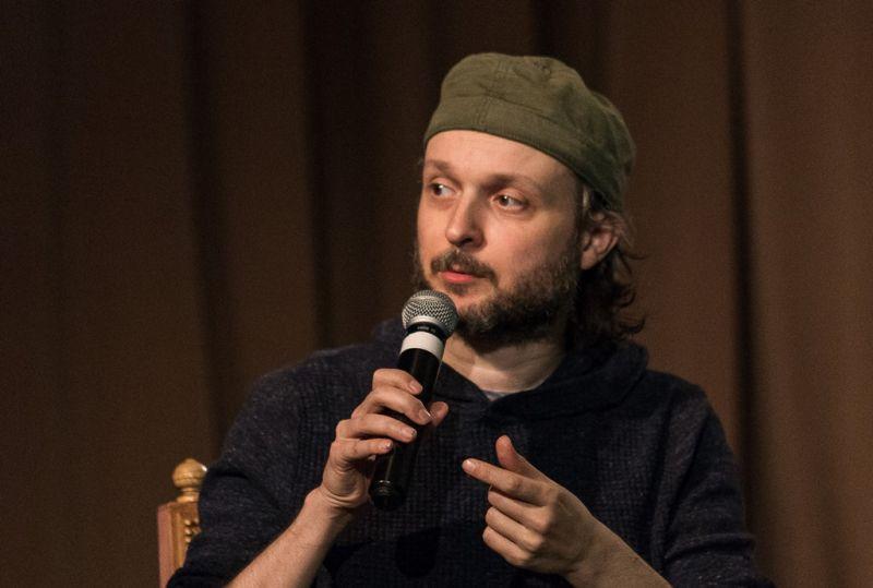 Choreografas Sidi Larbi Cherkaoui. Franco Bonfiglio nuotrauka iš premio-europa.org