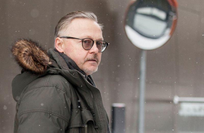 Aktorius ir pedagogas Darius Meškauskas. Alinos Ožič (lzinios.lt) nuotrauka