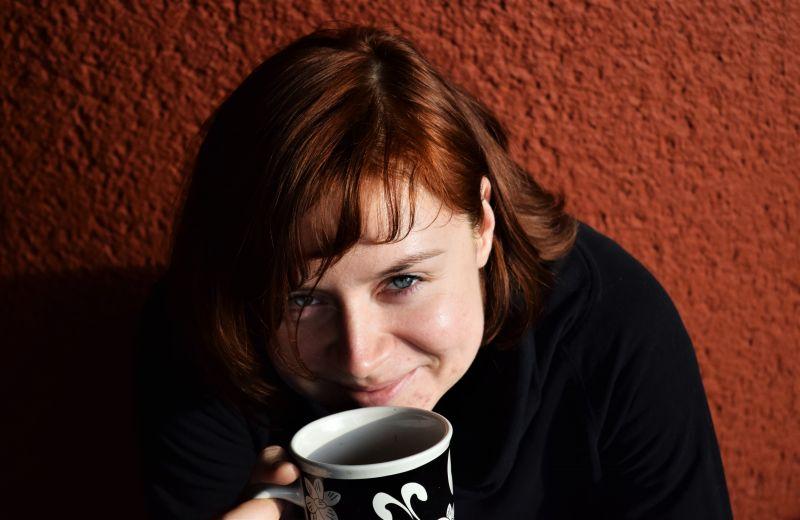 Aktorė Justina Smieliauskaitė. Teatro archyvo nuotrauka