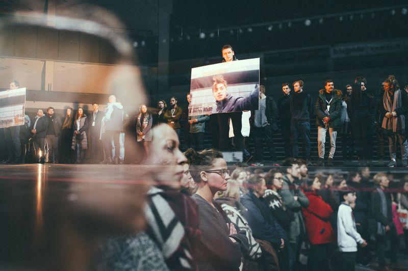 """Tarptautinis festivalis """"Jauno teatro dienos"""": Eglės Sabaliauskaitės nuotrauka"""