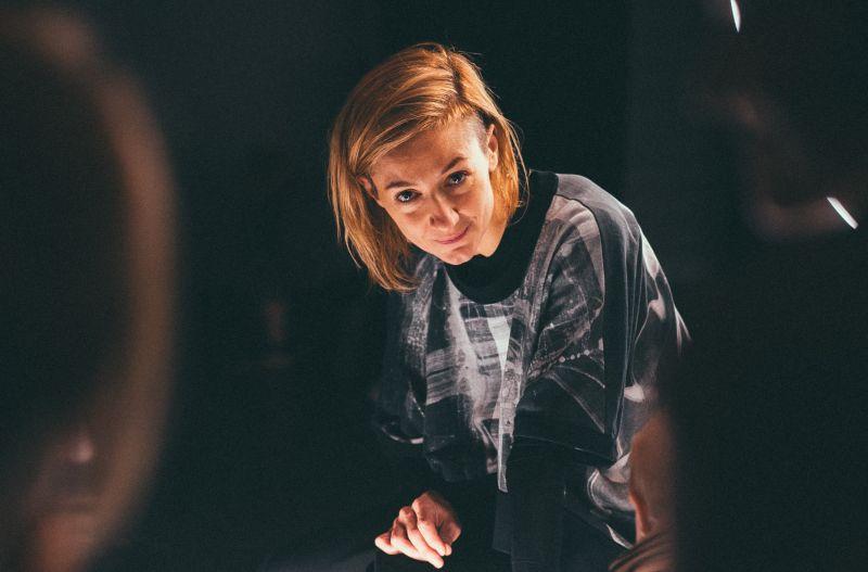 Choreografė Dalija Acin Thelander. Eglės Sabaliauskaitės nuotrauka