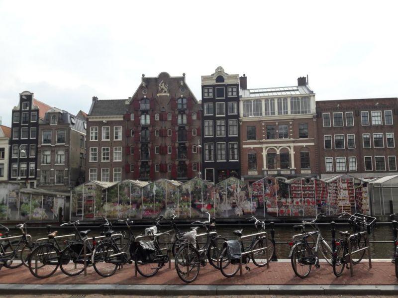 Amsterdamas. Rimos Jūraitės nuotrauka