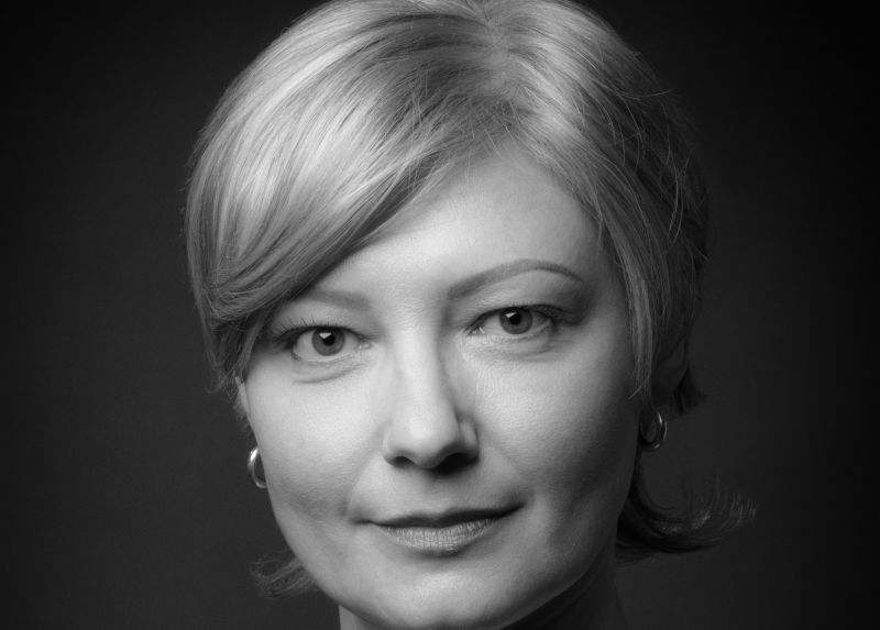 Choreografė Živilė Baikštytė. Martyno Aleksos nuotrauka