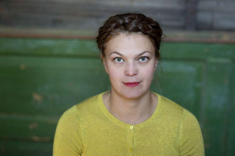 Norvegijos lėlininkė Yngvild Aspeli. Kristin Aafløy Opdan nuotrauka