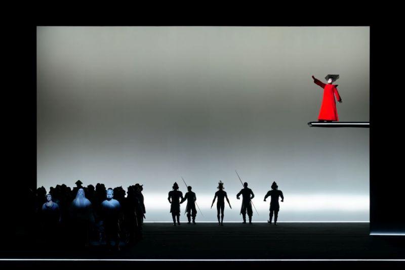 "Roberto Wilsono ""Turandot"". Martyno Aleksos nuotrauka, LNOBT"